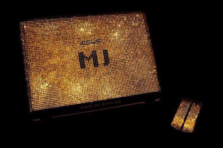Самый дорогой ноутбук в мире - обзор ноутбуков премиум класса