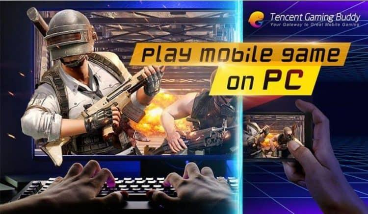 Tencent Gaming Buddy - эмулятор для PUBG